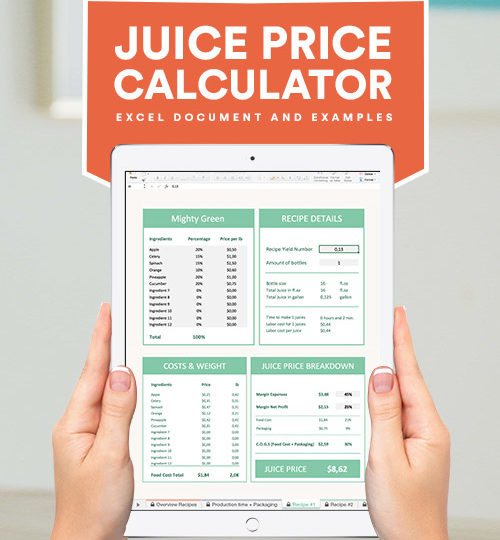 Juice Price Calculator