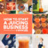 Juicing Business E-book
